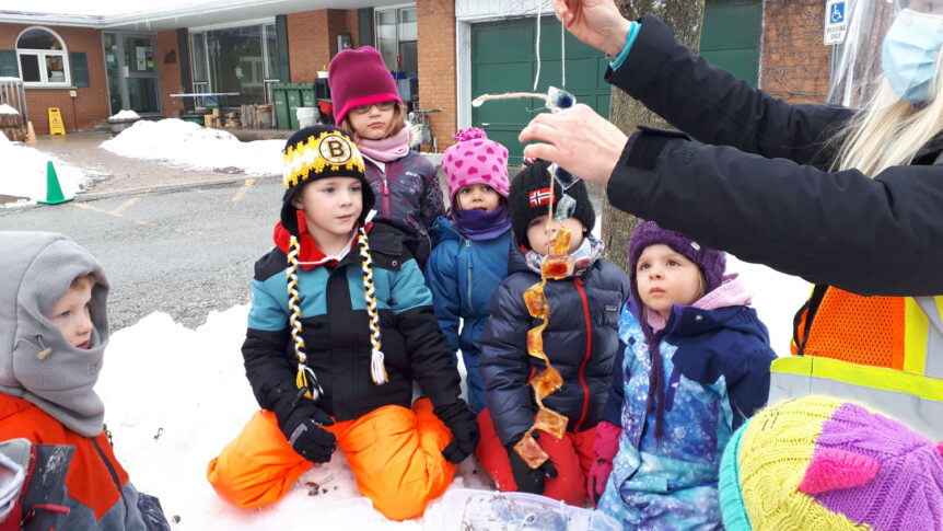 Discovery Childcare Outdoor Learning
